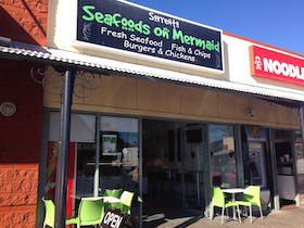 Sorrento Seafoods On Mermaid