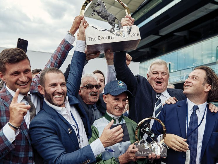 2019 The TAB Everest Winning Connections - Yes Yes Yes