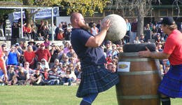 Image of the event 'Bundanoon Highland Gathering Festival'