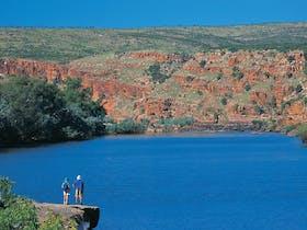 Sir John Gorge, Western Australia