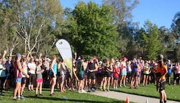 Image of the event 'Albury Parkrun'