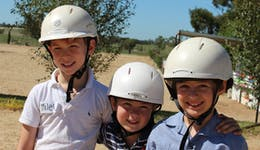 Image of the event 'October School Holiday Horse Riding Program'