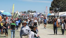 Image of the event 'Murrumbateman Field Days'