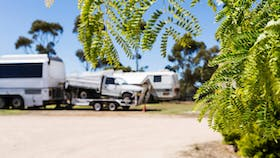 Plenty of space for Recreational Vehicles