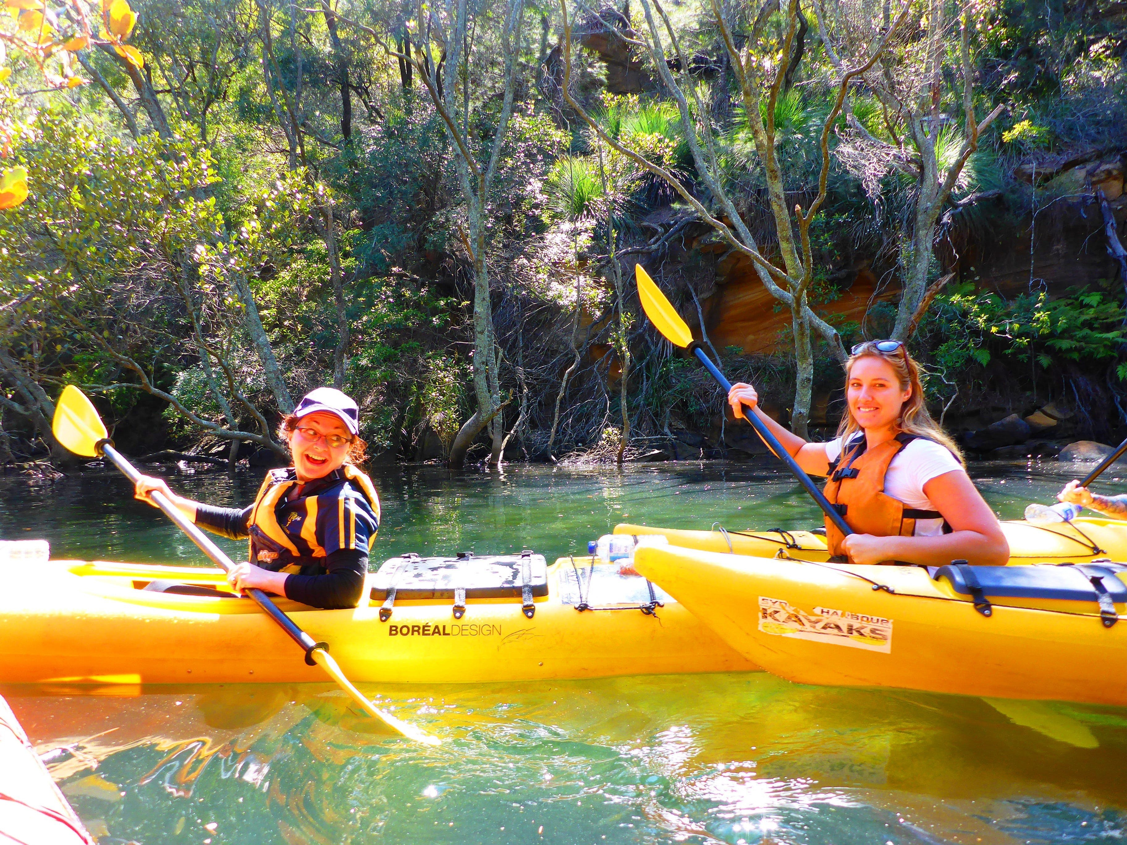 Kayaking Guided Experience