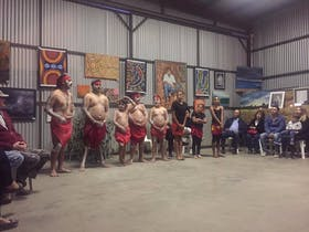 Local Indigenous Dance Group