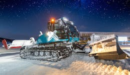 Image of the event 'Groomer Tours at Perisher'