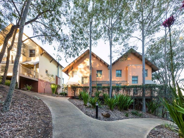 Oaks Cypress Lakes Resort 1 Bedroom Premier Villa Exterior