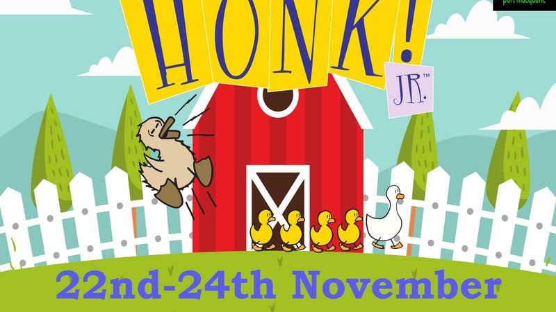 Honk! Jr. - A Theatre Oz Production