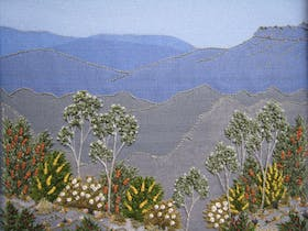 Blue Mountains Embroidery Group: Follow the Thread - A Textile Embroidery Connection