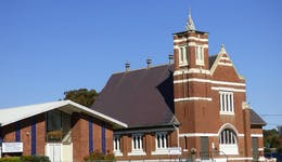 Image of the event 'Uniting Church Monthly Markets'