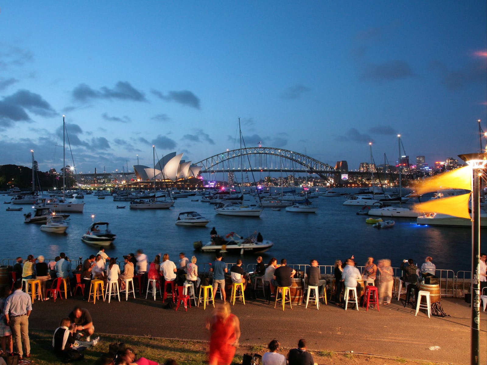 Image for The Point - New Year's Eve at the Royal Botanic Garden Sydney