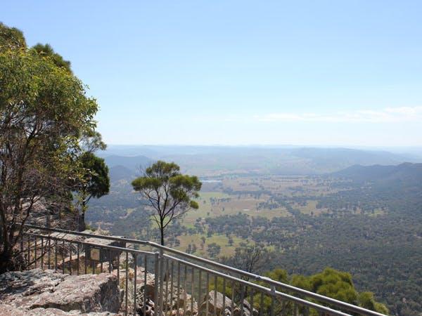 Mount Nangar lookout