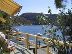 Amaroo on Berowra Waters