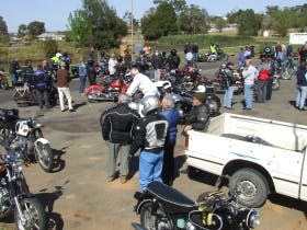 38th Annual Antique Motorcycle Rally