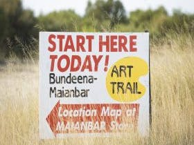 Bundeena and Maianbar Art Trail