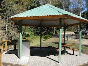 Leacock picnic area