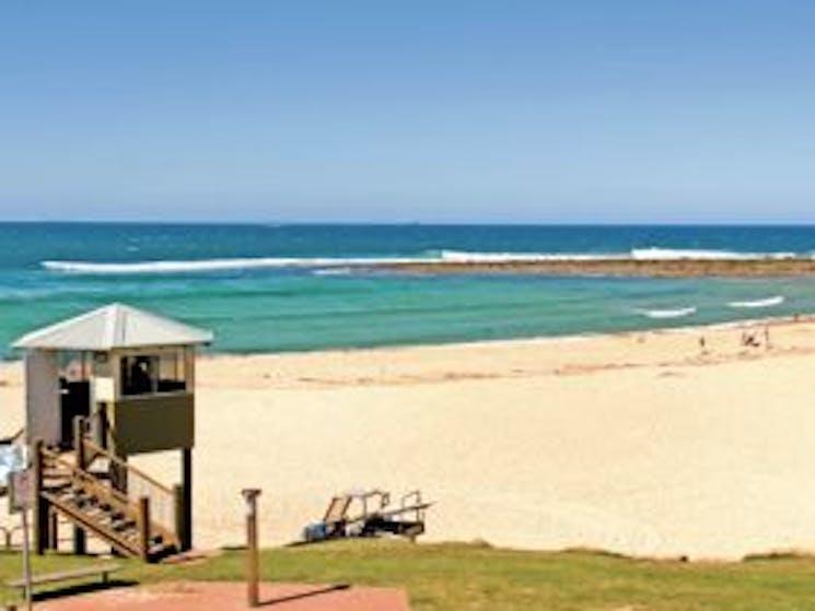 Toowoon Bay Beach