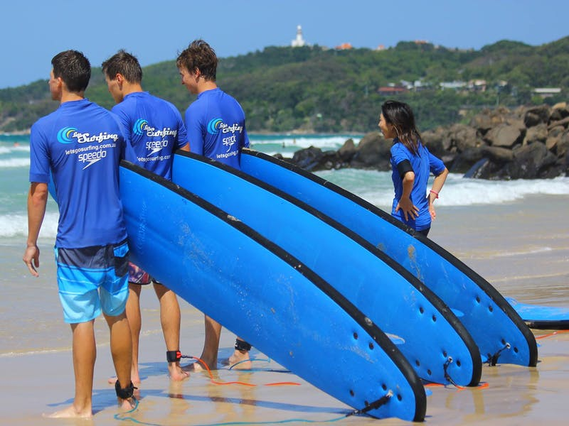 Image for Surfing Lesson for Beginners