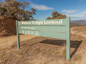Wallace Craigie lookout