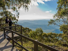 West Kaputar lookout