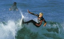 Sandra English Surf Coaching